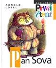 Pan Sova - obálka