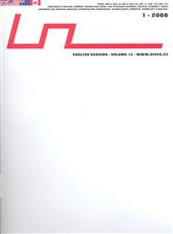 Umělec 1/08 - angl.