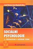 Sociální psychologie (2., přepracované a doplněné vydání) - obálka