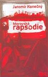 Moravská rapsodie - obálka