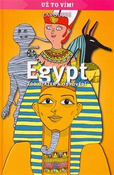 Obálka titulu Egypt