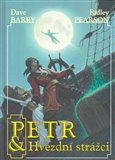 Petr a hvězdní strážci - obálka