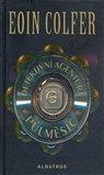 Detektivní agentura Půlměsíc - obálka