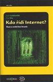 Kdo řídí internet (Iluze o světě bez hranic) - obálka