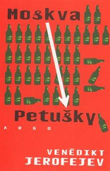 Obálka titulu Moskva - Petušky