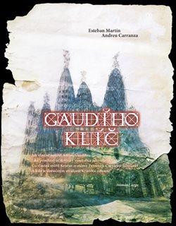 Obálka titulu Gaudího klíč
