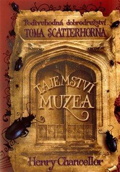 Obálka titulu Tajemství muzea