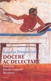 Docere ac delectare? (Proměny římské naukové literatury) - obálka