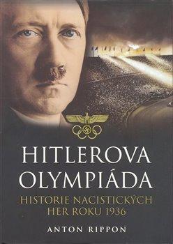 Obálka titulu Hitlerova olympiáda