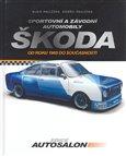 Škoda Sportovní a závodní automobily - obálka