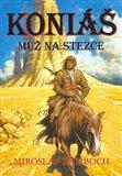 Koniáš - Muž na stezce - obálka