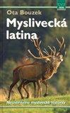 Myslivecká latina - obálka