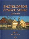 Encyklopedie českých vesnic IV. - Ústecký kraj - obálka