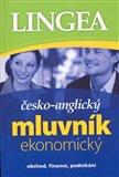 Česko-anglický ekonomický mluvník - obálka