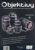 Objektivy 2007/2008 - obálka