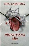 Princezna Mia - obálka
