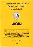 Jičín (Historický atlas měst České republiky svazek č. 18) - obálka