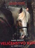 Veličenstvo kůň - obálka