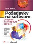 Požadavky na software (Od zadání k architektuře aplikace) - obálka