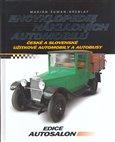Encyklopedie nákladních automobilů - obálka