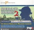 15 případů Sherlocka Holmese podruhé - obálka