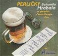 Perličky Bohumila Hrabala - obálka