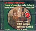 Slavné případy Sherlocka Holmese 2 - obálka