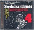 Slavné případy Sherlocka Holmese 4 - obálka