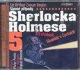 Slavné případy Sherlocka Holmese 5 - obálka