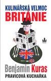 Kulinářská velmoc Británie - Pravicová kuchařka I. - obálka