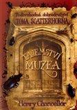 Tajemství muzea (Podivuhodná dobrodružství Toma Scatterhorna I.) - obálka