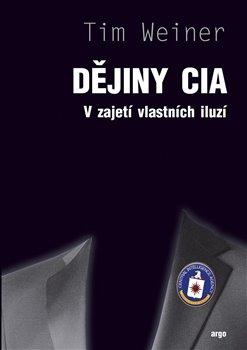 Obálka titulu Dějiny CIA