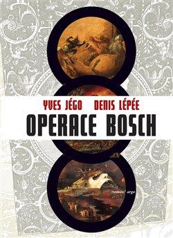 Obálka titulu Operace Bosch