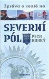 Zpráva o cestě na severní pól - obálka