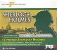 15 případů Sherlocka Holmese - obálka