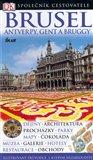 Brusel - Společník cestovatele - obálka
