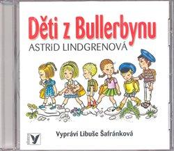 Obálka titulu Děti z Bullerbynu