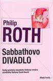 Sabbathovo divadlo - obálka