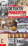 Detektiv Pinkerton a ti druzí - obálka