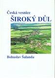 Česká vesnice Široký Důl - obálka