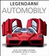 Obálka knihy Legendární automobily
