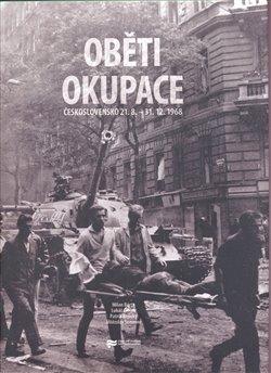 Obálka titulu Oběti okupace