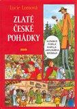 Zlaté české pohádky - obálka