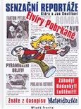 Senzační reportáže Elvíry Pobrkané - obálka