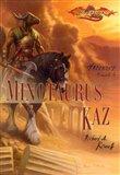 Minotaurus Kaz - obálka