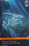 Twenty Thousand Leagues Under the Sea (audio CD Pack) - obálka
