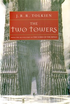Obálka titulu The Lord of the Rings: The Two Towers