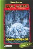 Tajemství stříbrných vlků - obálka