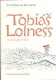 Tobiáš Lolness II. - obálka
