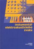 Instrumentář elektroakustického zvuku + CD - obálka